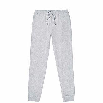 Cotton Loopback Track Pants