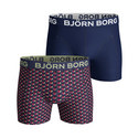 2-Pack Cafe Print Boxers, ${color}