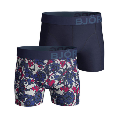 2-Pack French Flower Boxers, ${color}