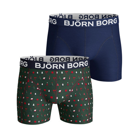 2-Pack Xmas Boxers, ${color}