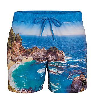 Ibiza Image Shorts