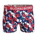 2-Pack Exotic Flowers Boxers, ${color}