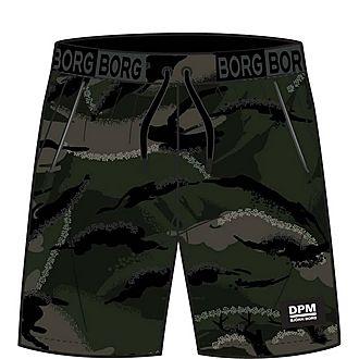 Woven Attis Shorts