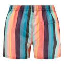 Striped Swim Shorts, ${color}