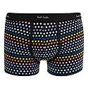 Dot Print Trunk Boxers, ${color}
