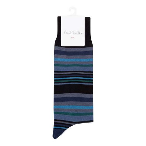 Selki Striped Socks, ${color}