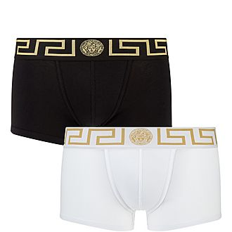 Two-Pack Boxer Trunks