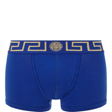 Greca Border Boxer Trunks