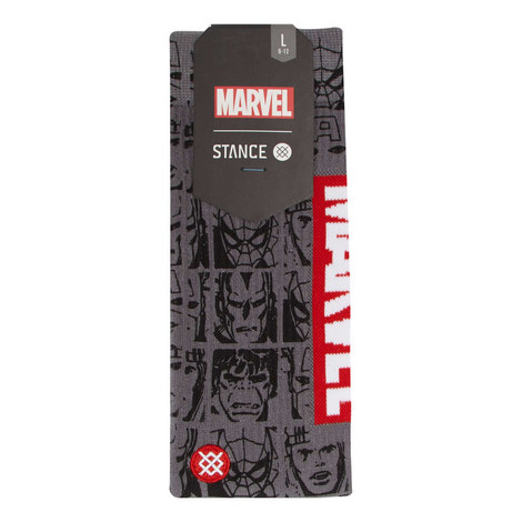 Marvel Icons Socks, ${color}