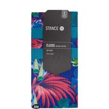 Neon Tropical Socks