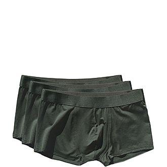 Boxer Trunks 3 Pack