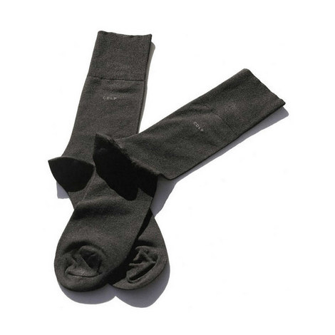 Bamboo Solid Socks, ${color}