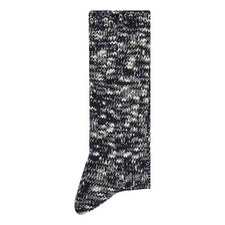 Slub Crew Socks