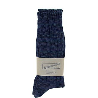 Five Colour Socks
