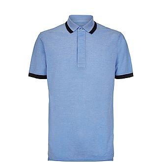 Bi-Colour Polo Shirt