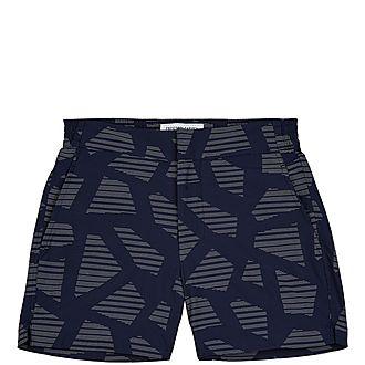 Jacquard Swim Shorts