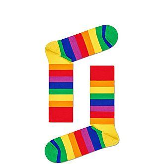 Pride Stripe Socks