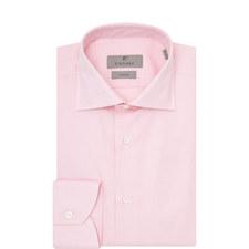 Textured Stretch Shirt