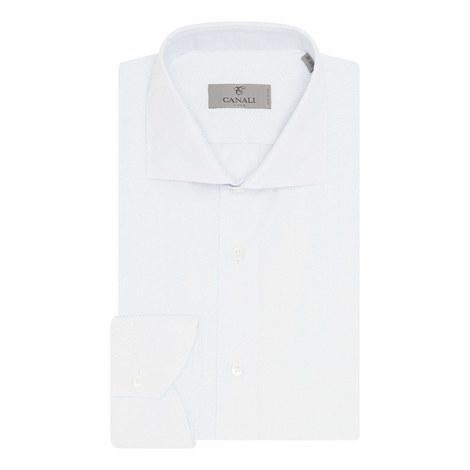 Textured Jacquard Shirt, ${color}