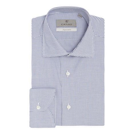 Impeccable Grid Check Shirt, ${color}