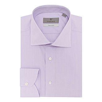 Cotton Twill Dress Shirt