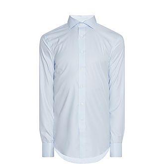 Gingham Impeccabile Fit Shirt