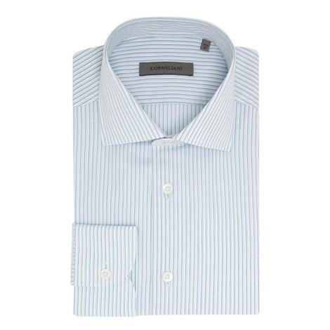 Pinstripe Shirt, ${color}
