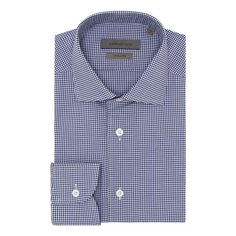 Miniature Check Shirt, ${color}