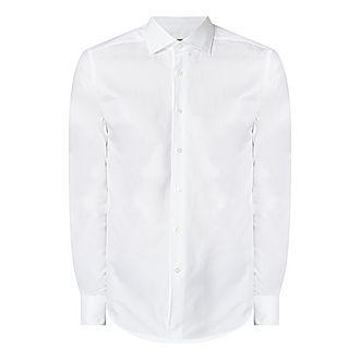 Textured Weave Shirt