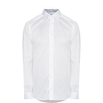 Slim Twill Shirt