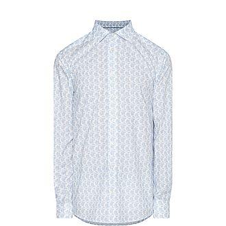 Formal Paisley Shirt