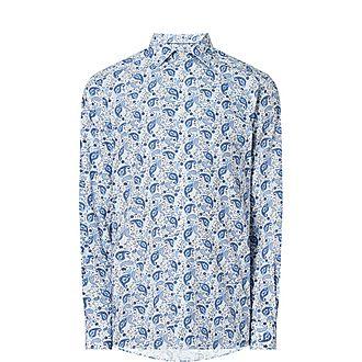 Contemporary Paisley Shirt