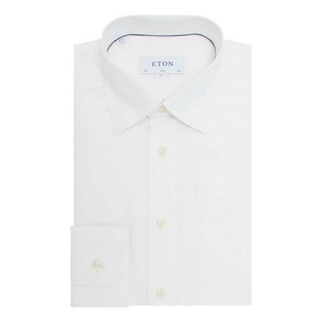 Dot Textured Shirt, ${color}