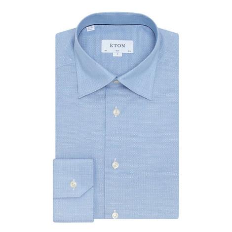 Textured Dot Shirt, ${color}