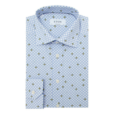 Polka Avocado Shirt, ${color}