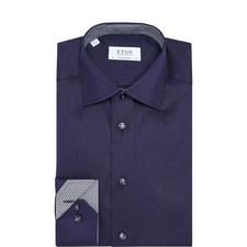 Panda Print Detail Shirt