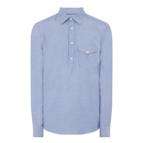 Overhead Flannel Shirt, ${color}