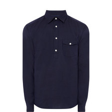 Overhead Flannel Shirt