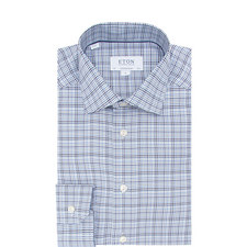 Houndstooth Stitched Shirt