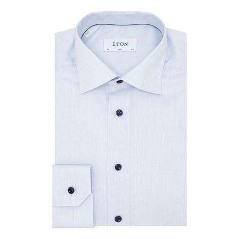 Super Fine Stripe Shirt, ${color}