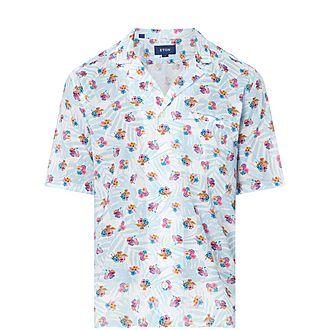 Hawaiian Camp Casual Shirt