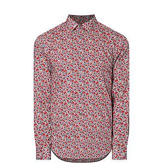 Floral Cotton Shirt