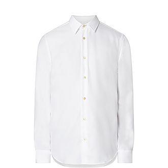 Formal Textured Shirt