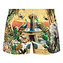Tropical King Swim Shorts, ${color}
