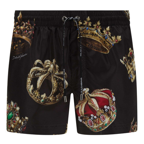 Multi Crown Swim Shorts, ${color}