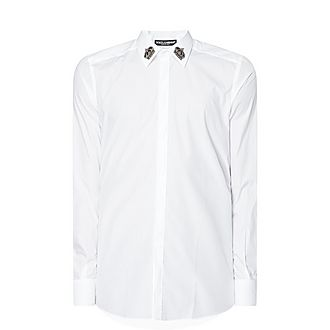Crown Collar Shirt