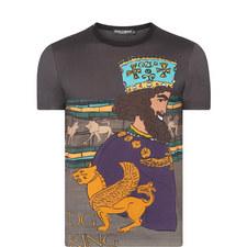 DG King Print T-Shirt