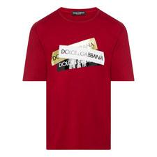 Tape Logo T-Shirt