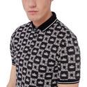 Cube Logo Polo T-Shirt, ${color}