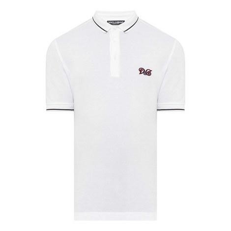 Logo Polo T-Shirt, ${color}
